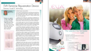 The effectiveness of EVA™ on European Aesthetic Guide