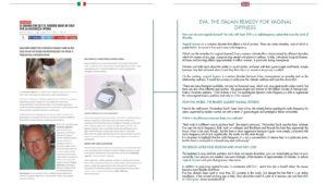 EVA™: THE ITALIAN REMEDY FOR VAGINAL DRYNESS