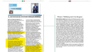 Women's Well-Being starts from Bergamo