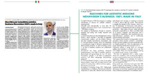 Business Novavision 100% made in Italy