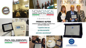 PREMIO IAPEM - International Academy of Practical Aesthetic Medicine