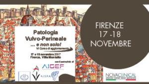 VI Corso di Aggiornamento - AIGEF Patologia Vulvo-Perineale... e non solo!