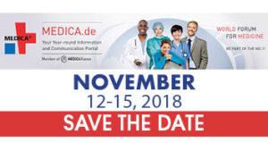 Novaclinical @ Medica Düsseldorf Germany 2018