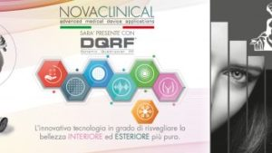 NOVACLINICAL @SIES congresso internazionale di Medicina e Chirurgia Estetica