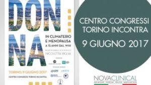 """NOVACLINICAL AL CONGRESSO """"DONNA IN CLIMATERIO E MENOPAUSA"""""""