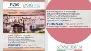 NOVACLINICAL, Firenze CONGRESSO FISS e SIGITE