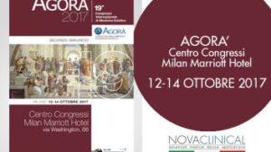 Novaclinical sarà presente ad AGORA'