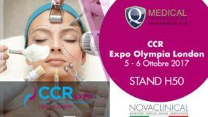 Novaclinical al CCR Expo Olympia di Londra