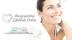 Novaclinical e Onlus Libellule