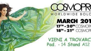 Novaclinical @ Cosmoprof Bologna 2016