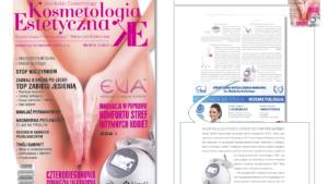 Benefits of EVA™ on Aesthetic Cosmetology