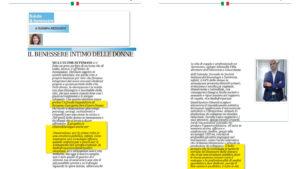 Il Ben-Essere delle donne parte da Bergamo... leggi su IL GIORNO