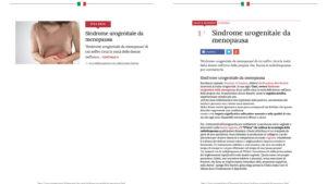 Sindrome urogenitale da menopausa