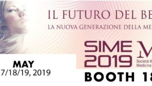 NOVACLINICAL @SIME - 40° CONGRESSO NAZIONALE - ROMA 2019